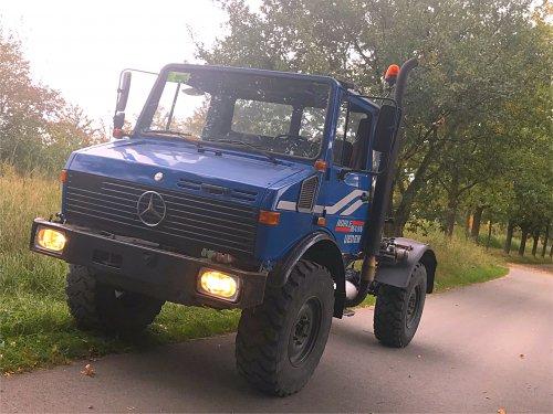 Unimog U1450 van markvdboer