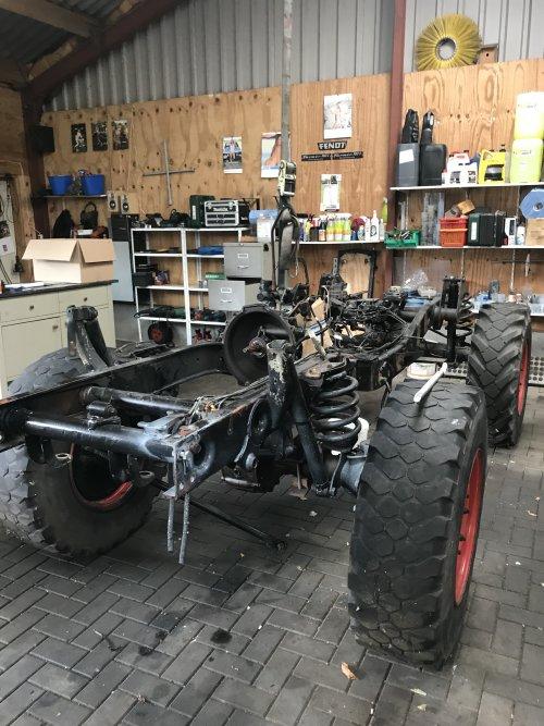 Unimog 403 van farmer103
