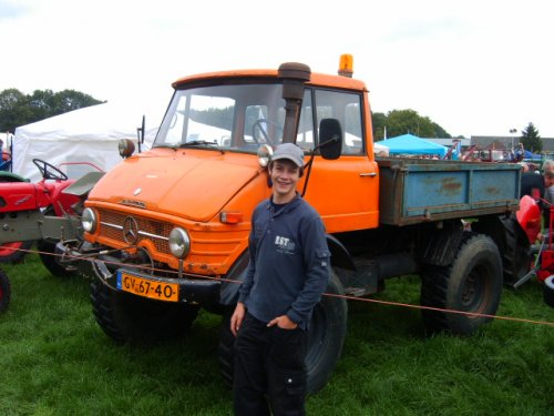 Unimog sjomp van fendt the boss
