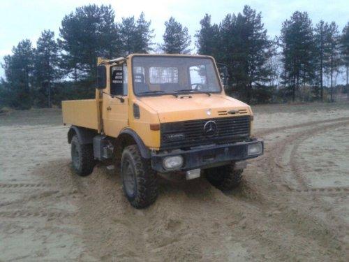 Unimog U1450 van teunutboerku