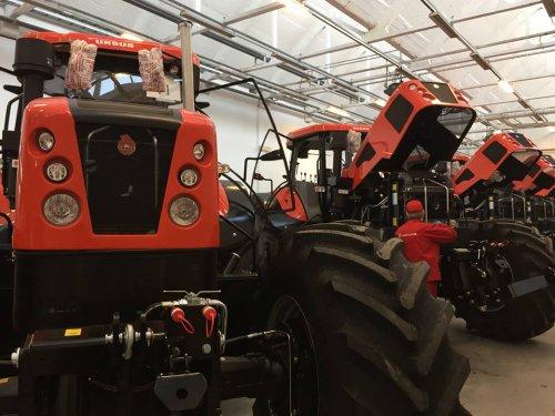 Nieuwe Ursus 28014 klaar voor export. Geplaatst door ursus op 19-03-2017 om 19:21:28, op TractorFan.nl - de nummer 1 tractor foto website.