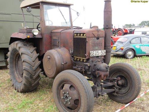 Ursus C 45 van oldtimergek