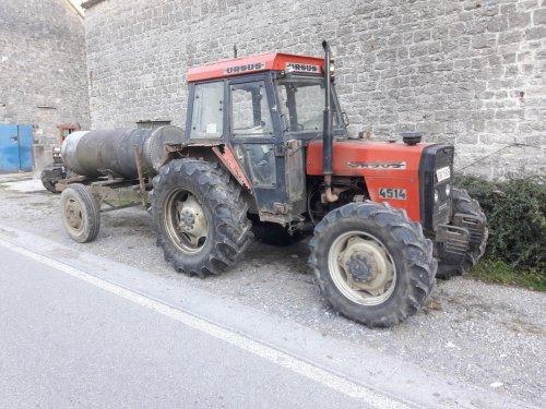 Ursus 4512/4514 van stijn-de-bock