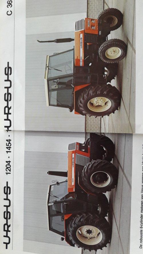 Foto van een Ursus Meerdere. Geplaatst door ursus op 28-03-2016 om 16:21:49, op TractorFan.nl - de nummer 1 tractor foto website.