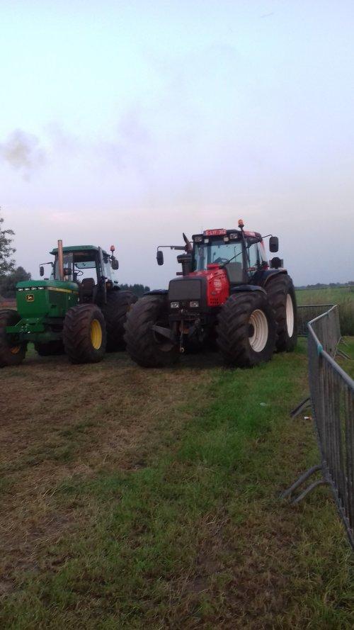 Valtra 8950 van Stijn90