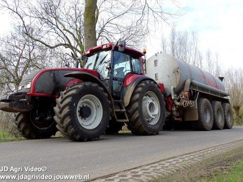 Valtra T190 van JohanNunspeetElspeet