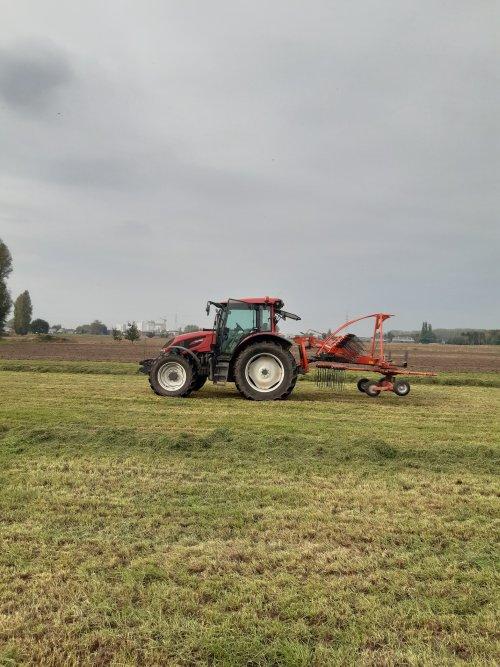 Valtra A104 van BEboer