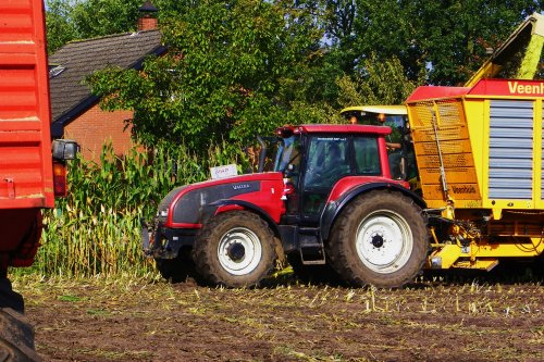 Valtra T150 van Martin Holland