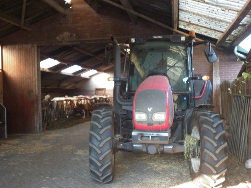 Valtra N82 van Tractor-Spotters