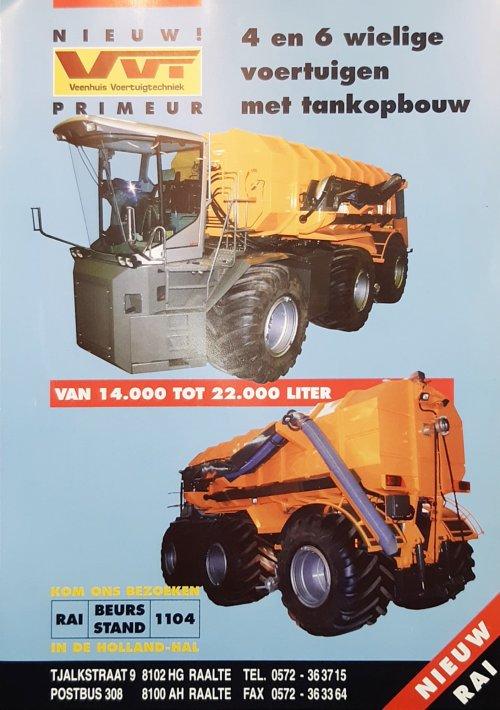 Oude folder vtt400. Geplaatst door Mv85 op 01-04-2020 om 18:50:00, op TractorFan.nl - de nummer 1 tractor foto website.