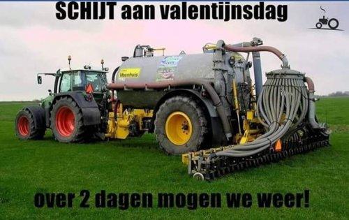 Foto van een Veenhuis Giertank De tekst spreekt voor zich.... Geplaatst door Fendt926Driver op 14-02-2021 om 11:18:38, met 23 reacties.