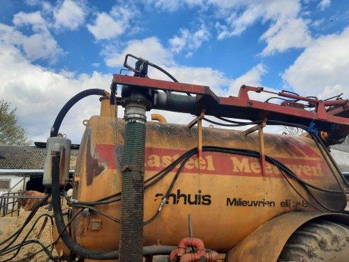 Mechanische aandrijving vacuumpompen. Geplaatst door willemk op 13-07-2021 om 17:23:06, op TractorFan.nl - de nummer 1 tractor foto website.