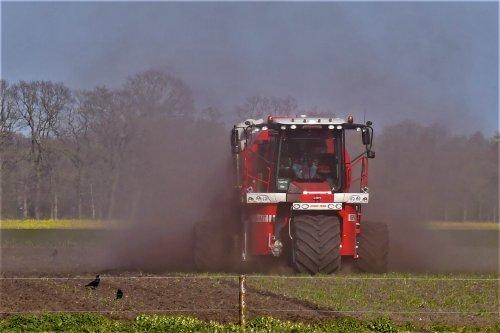 Foto van een Vervaet Hydro Trike. Geplaatst door Albert68 op 15-04-2019 om 20:46:01, op TractorFan.nl - de nummer 1 tractor foto website.