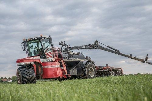 Foto van een Vervaet Hydro Trike. Geplaatst door Jan Ramon op 19-06-2019 om 12:42:34, op TractorFan.nl - de nummer 1 tractor foto website.
