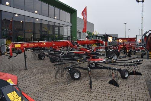 Foto van een Vicon Andex 904. Geplaatst door jordi 1455 op 27-12-2019 om 20:00:37, op TractorFan.nl - de nummer 1 tractor foto website.