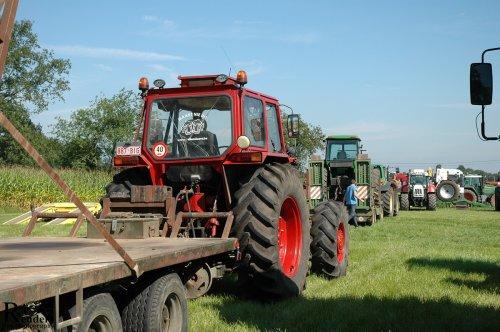 Volvo BM  'Maakt nie uit' @ Trekkertrek Balen. Geplaatst door RRphotography op 06-08-2012 om 19:08:09, op TractorFan.nl - de nummer 1 tractor foto website.
