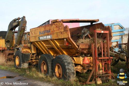 Foto van een Volvo BM 861.. Geplaatst door Alex Miedema op 11-11-2013 om 16:26:12, op TractorFan.nl - de nummer 1 tractor foto website.