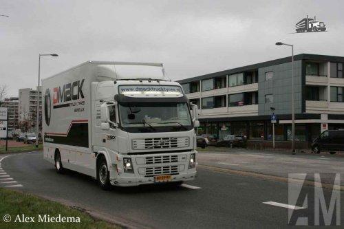 Volvo FM 2nd gen van Alex Miedema