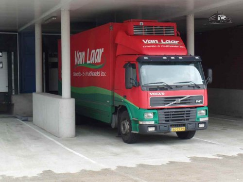 Volvo FM7 van dickt