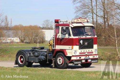 Volvo F88 van Alex Miedema