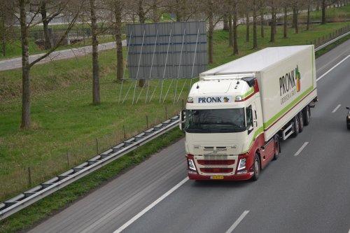 Volvo FH 4th gen van truckspotterhgk
