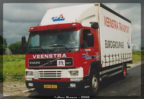 Volvo FM7 van Hans Kramer
