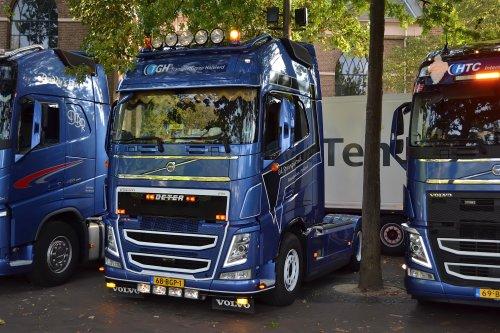 Volvo FH 4th gen van Lucas Ensing