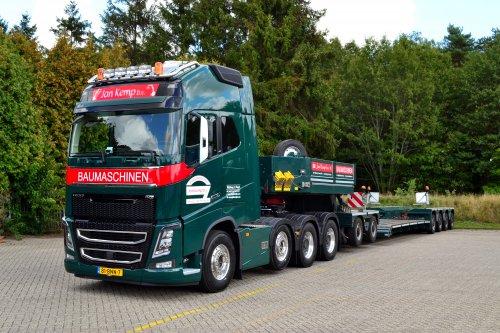Volvo FH16 van Lucas Ensing