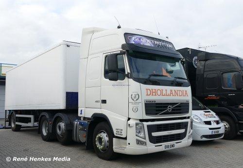 Volvo FH 3rd gen van René