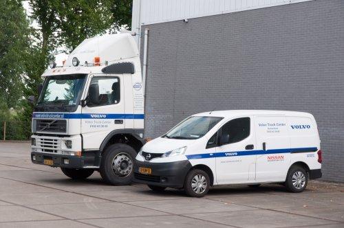 Volvo FM7 van xrayjaco