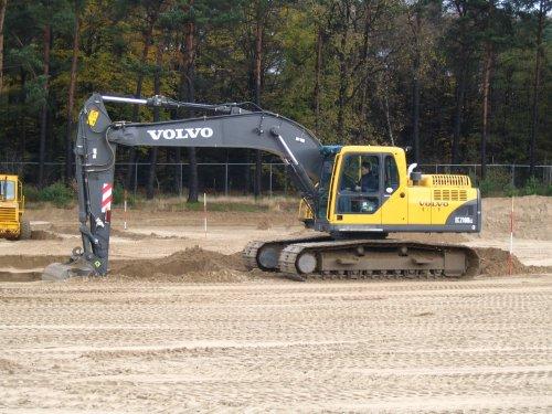 Volvo EC 210 B van cootje