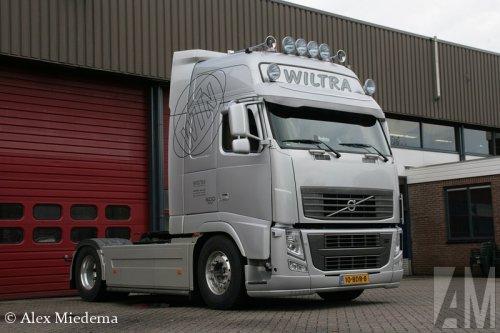 Volvo FH 3rd gen van Alex Miedema
