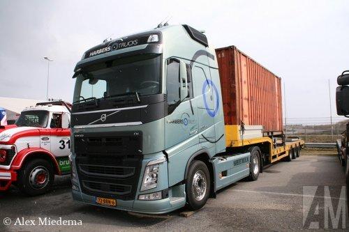 Volvo FH 4th gen van Alex Miedema