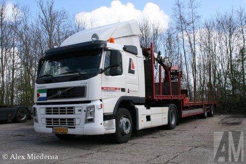 Volvo FM9 van Alex Miedema