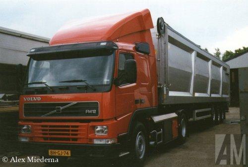 Volvo FM12 1st gen van Alex Miedema