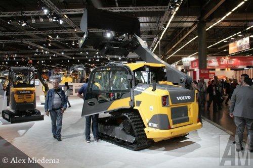 Volvo MCT145C van Alex Miedema
