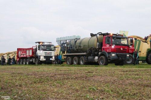 vrachtwagen Tatra van Martin-K