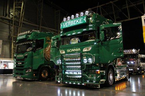 vrachtwagen Scania van michael-hoeven