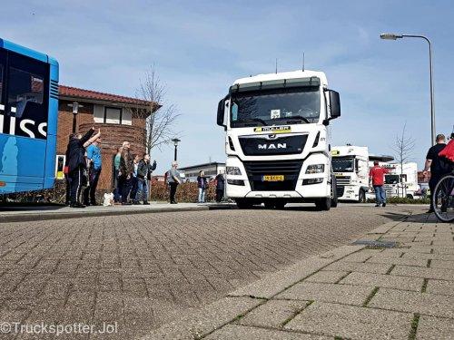 vrachtwagen M.A.N. van Truckspotter.jol