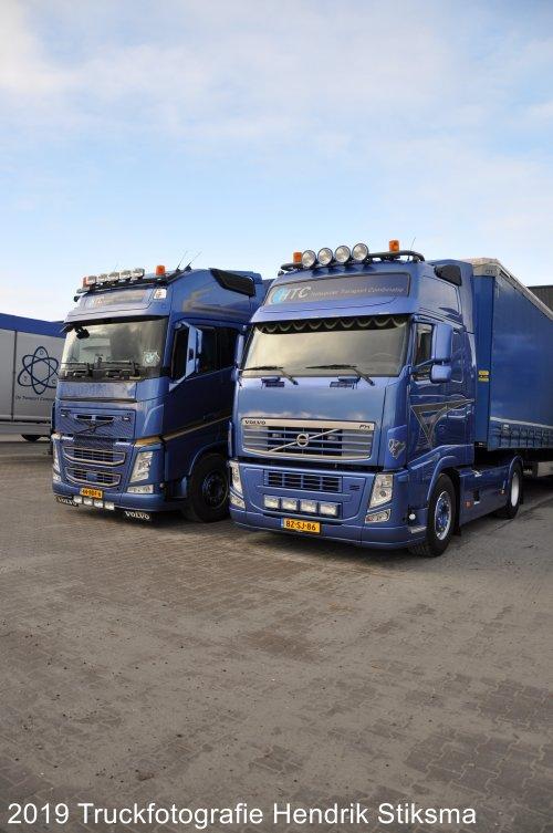 vrachtwagen Volvo van hendrik-stiksma