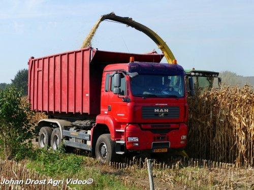 vrachtwagen M.A.N. van JohanNunspeetElspeet