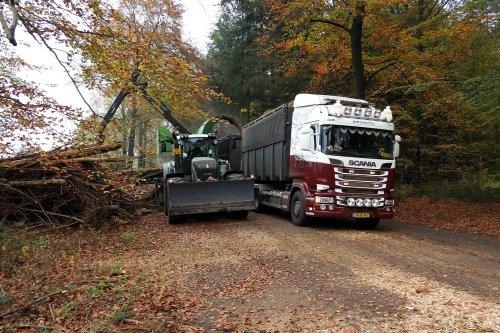 vrachtwagen Scania van pekkerietfan