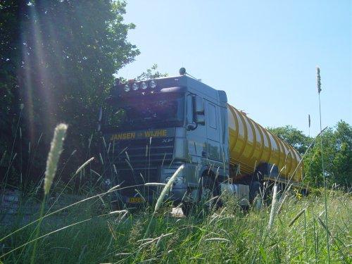 vrachtwagen Daf Wallpaper