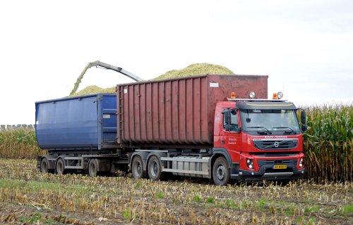 vrachtwagen Volvo van Jack