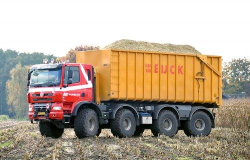 vrachtwagen Tatra van Jack