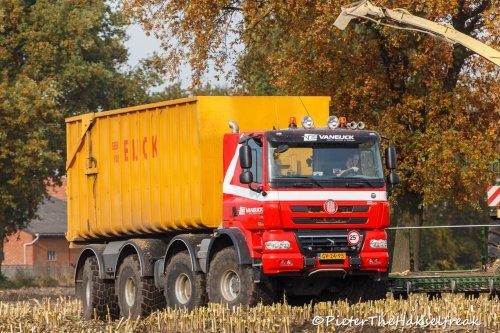 vrachtwagen Tatra van Hakselfreaky