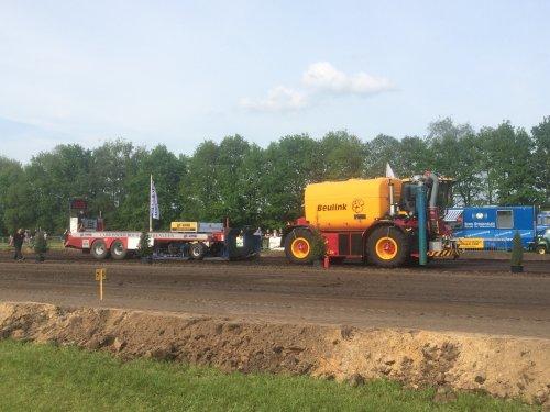 Foto van een Vredo bemester. Geplaatst door Ruben-Wind op 26-05-2017 om 08:29:17, op TractorFan.nl - de nummer 1 tractor foto website.