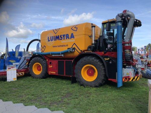 Foto van een Vredo VT 4556. Geplaatst door jellehoekstra op 25-09-2018 om 22:37:42, op TractorFan.nl - de nummer 1 tractor foto website.