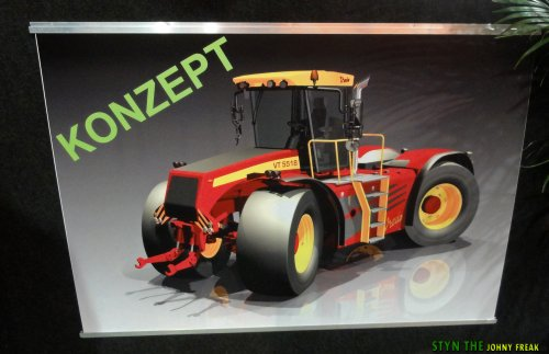 Foto van een Vredo Prototype, bezig met poseren. Agritechnica 2011.. Geplaatst door StijnTheDeereDriver op 09-02-2012 om 10:28:31, met 8 reacties.