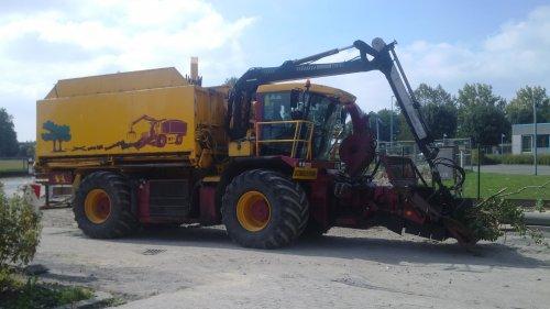 Foto van een Vredo VT 3926.. Geplaatst door Fendttrisixfan op 13-09-2014 om 13:17:27, op TractorFan.nl - de nummer 1 tractor foto website.